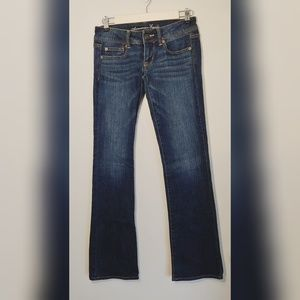American Eagle Slim Boot Stretch size 0